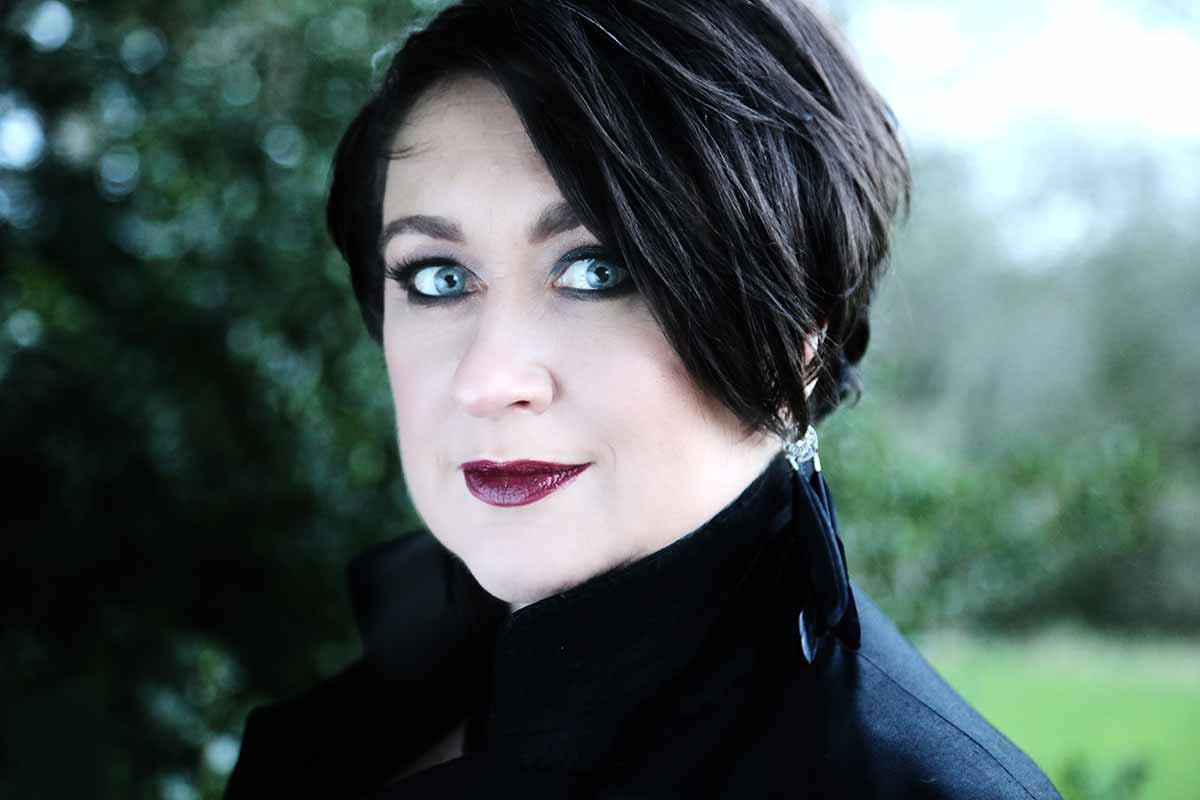 Orla Boylan Soprano – Photo by Frances Marshall