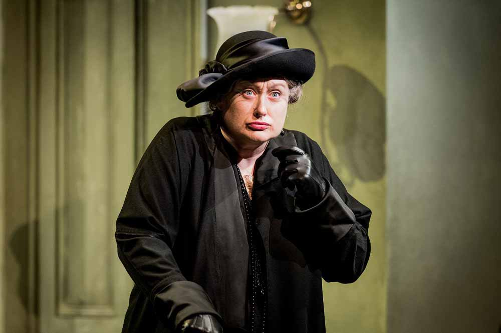 Orla Boylan as Lady Billows in Albert Herring