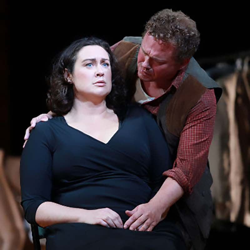 Orla Boylan in The Flying Dutchman