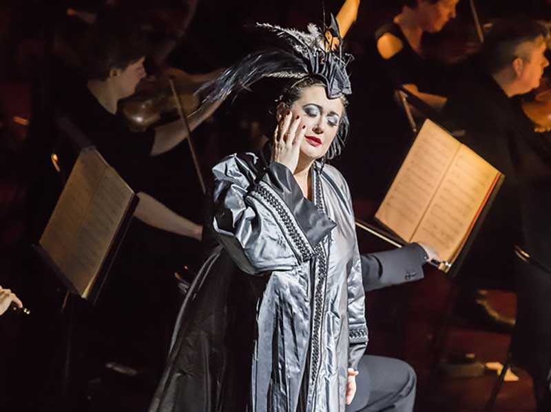 Orla Boylan as Turandot